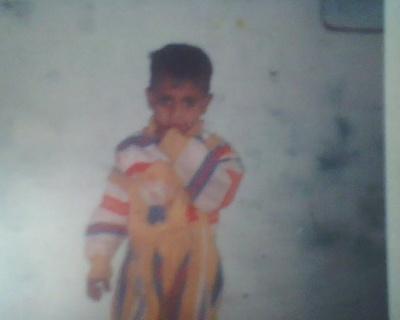 Ps Saifi Childhood pics
